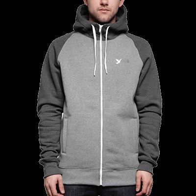 jaket hoodie zipper kk-18