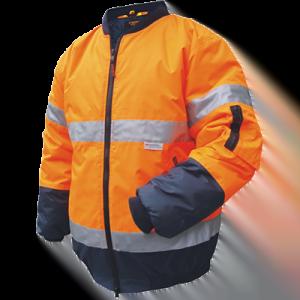 jaket safety tambang kk-38