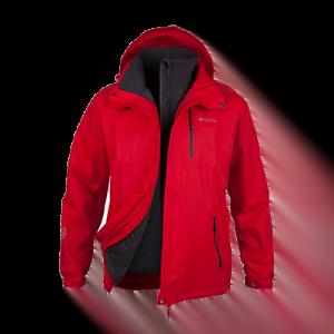 jaket waterproof pria kk-48