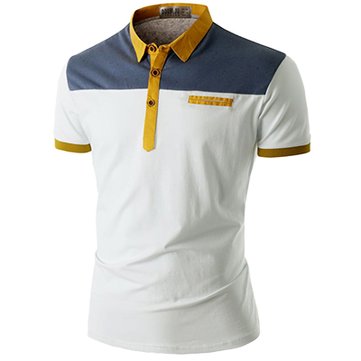 polo shirt pria kk-06