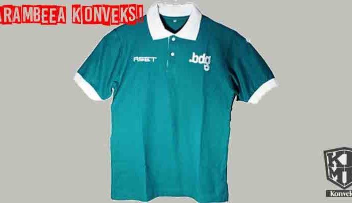 polo shirt aset bdg