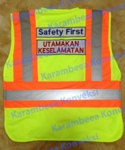 rompi safety k3 pltu cirebon power 1