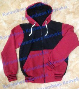 jaket hoodie angkatan