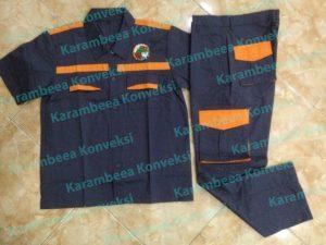 wearpack kerja lapangan ipc bengkulu