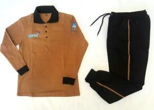 seragam olahraga kominfo