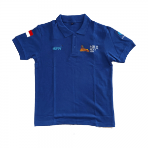 Polo Shirt Kominfo Jakarta X PON Papua 2020